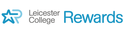 Leicester College Rewards Logo