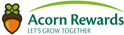 Acorn Rewards Logo