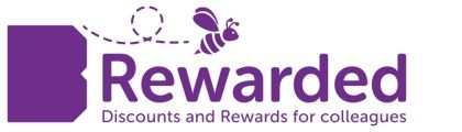 B Rewarded Logo