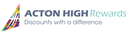 Acton High Rewards Logo